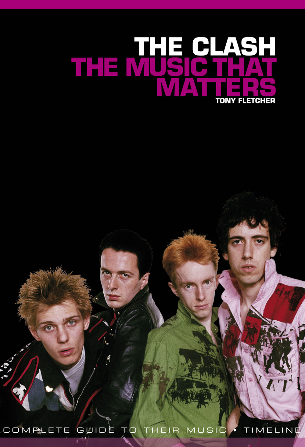OP54417 The Clash Music That Matters Cover