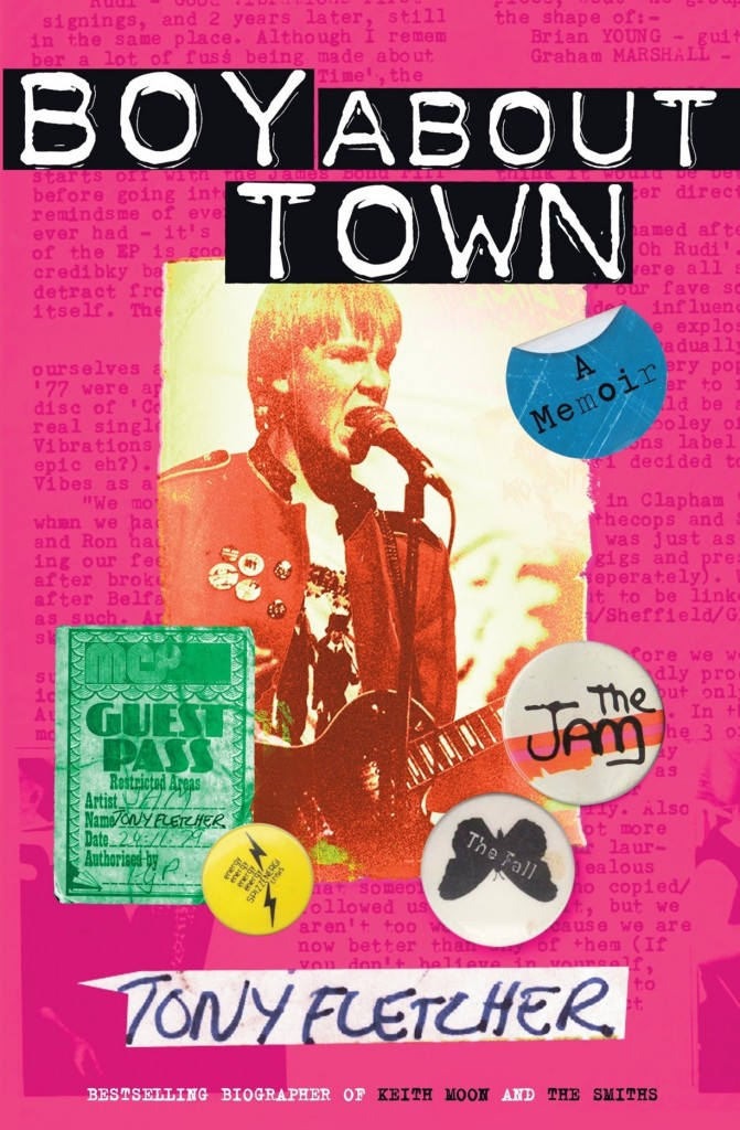 Boy About Town cover