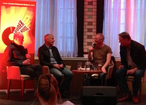 Paul Hanley, Si Wolstencroft, Dave Simpson and Steve Hanley discuss The Fall.