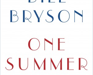 "08book""One Summer"" by Bill Bryson."