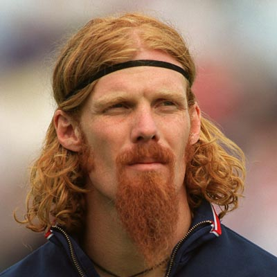 Alexei Lalas as he looked in 1994