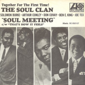 The Soul Clan's sole recording, from 1967
